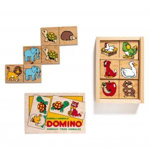 """Domino """"Animals"""""""