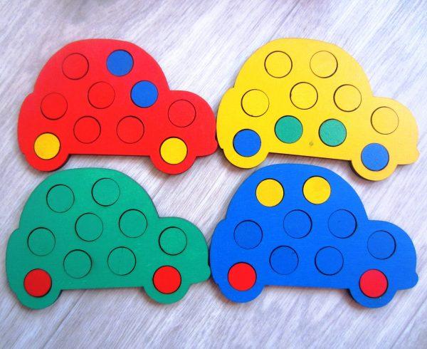 """Mosaic """"Cars"""""""